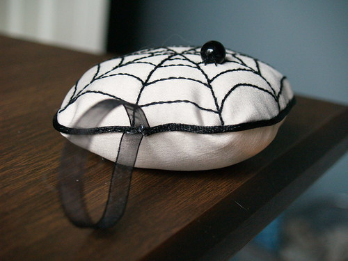 Spiderweb Ornament Step 5
