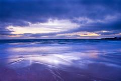 Sunset_on_Elie_Beach (Malcolm.Smith1) Tags: scotland fife elie