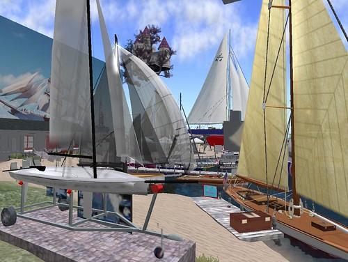 Tradewind YC Boat Show 2009