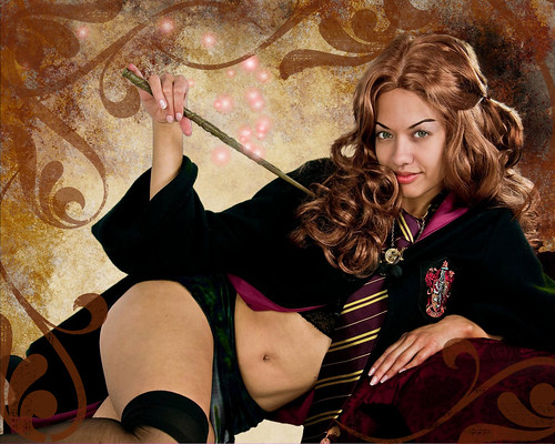cosplay sexy Hermione granger