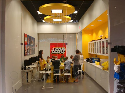 LEGO Shop (Concord Mills) - a photo on Flickriver