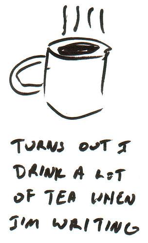 366 Cartoons - 273 - Tea