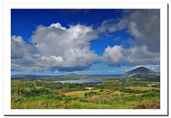 Connemara National Park. Ireland.- (ancama_99(toni)) Tags: pictures ocean trip travel blue ireland light sunset sea vacation sky panorama irish cloud paisajes naturaleza color verde green galway beach nature water clouds marina sunrise landscape geotagged island photography photo agua nikon europa europe nuvole foto cloudy photos picture sunsets bluesky paisaje photographic irland eire ciel connemara cielo fotos nubes cielos fotografia nikkor nuages paysage 2009 irlanda irlande marinas fotografas d60 eireann republicofireland 10favs 10faves nikond60 25favs 25faves abigfave holidaysvacanzeurlaub ancama99 fbdg saariysqualitypictures nbes
