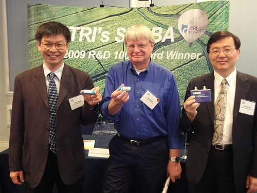 STOBA鋰電池獲獎_工研院提供