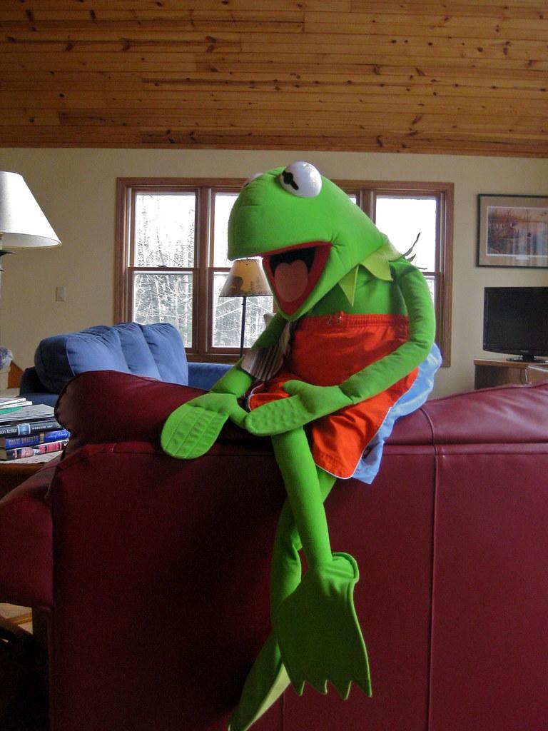 Kermit, Frogsuits