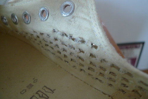 studded sneakers (interior)