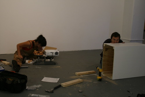 UNI Installation at G2