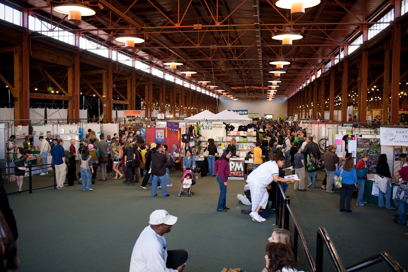 4108106679 6917e731fa o Images from Green Festival 2009 San Francisco