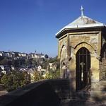 Luxembourg: Vieille ville, ancienne tourrette espagnole,
