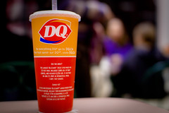 The DQ Experience - November 19th 2009 (choyi_ng) Tags: cold strawberry soft no f14 burger 05 like sigma shrimp dirty queen lobby lynn fries valley popcorn taste dairy sundae 30mm cheesequake