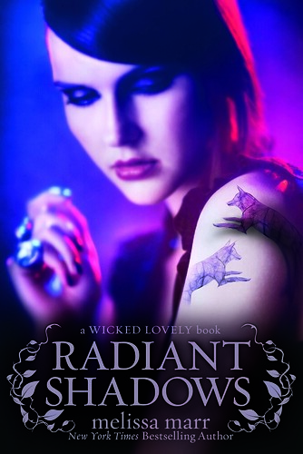 Cover Art: Radiant Shadows by Melissa Marr
