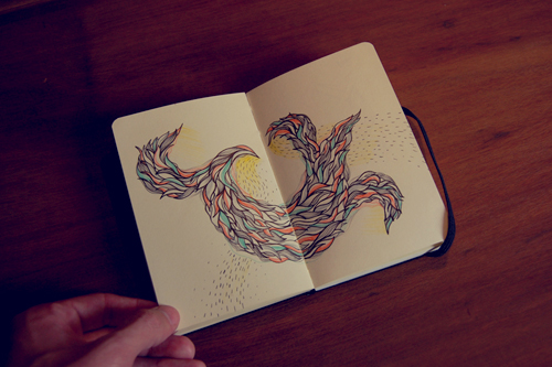 Beautiful Illustrations by Diego Morales