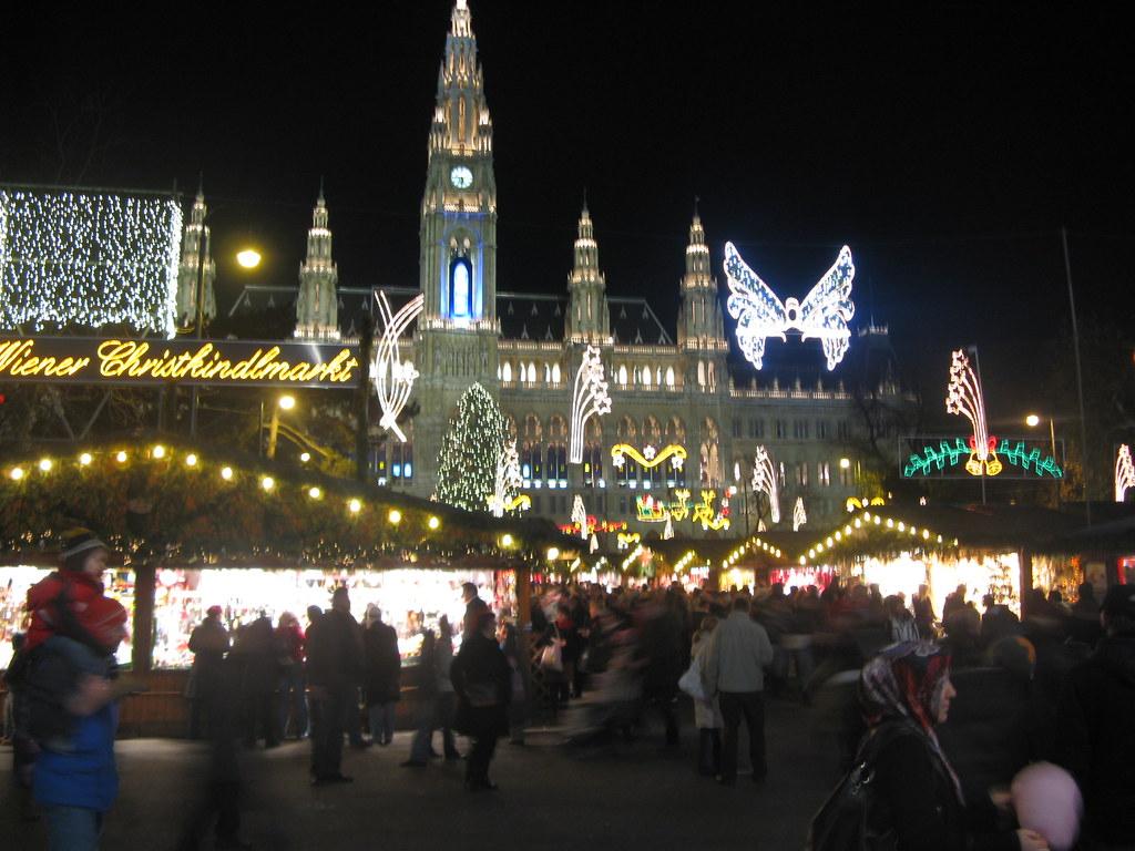 Wiener Christkindel Markt