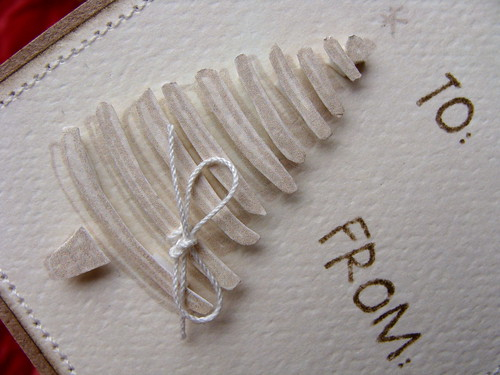 Vintage Tags - Close-Up