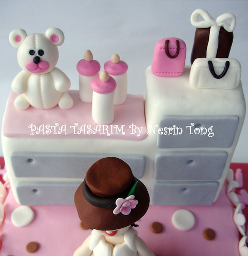 BABY SHOWER CAKE - BABY SINEM