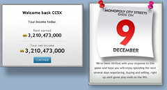 091203 - 線上遊戲『大富翁 Monopoly City Streets』確定將到下週三(9日)正式結束