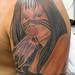 Tatuagem india cover-up tatto WIP