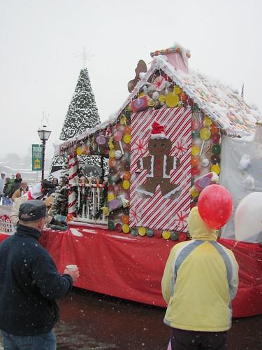 Beckley WV Christmas Parade 2009