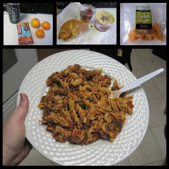 2009-12-07 food