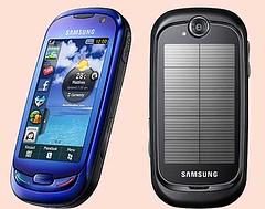 Samsung kan gå om Nokia nästa år