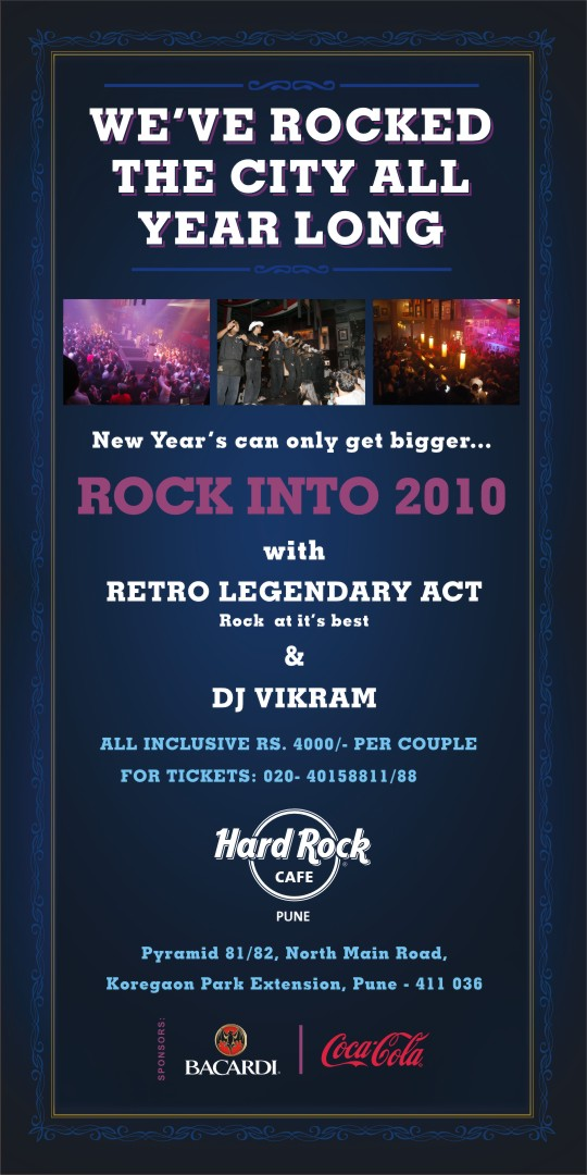 New year EVE_Pune