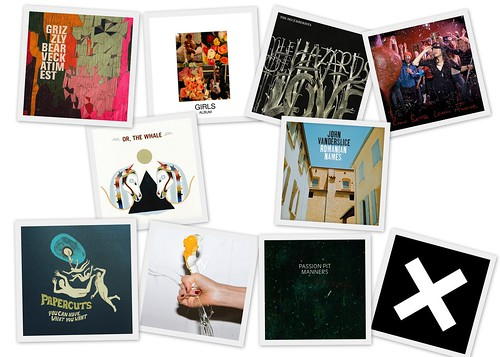 4176168916 089ca2bb8d Musical Pairings: The Top Ten Indie Rock Albums of 2009