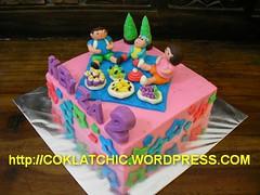 Dora The Explorer Jual Kue Ulang Tahun Page 8