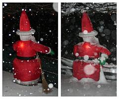 Non ha smesso un secondo. (SaraPc) Tags: snow gelo bokeh neve inverno natale 2009 freddo babbo scopa fiocchi valtrebbia