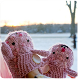 bunny-slippers