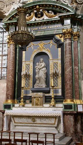st Paul st Louis Paris église st Paul-st Louis