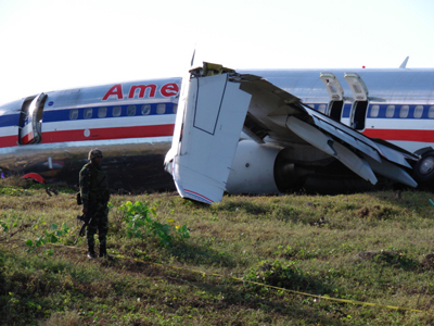 AA Crash