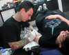 ben tattooing