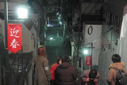 New Year's visit to a shrine (Kanda Myoujin).