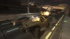 Halo 3 ODST: Warthogged