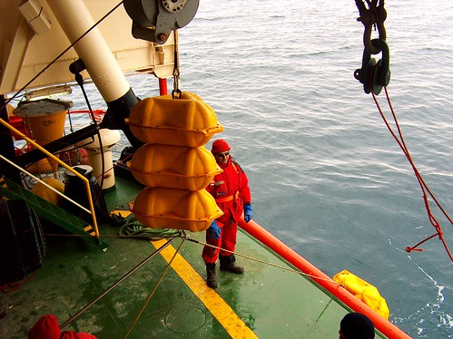 glass buoy-giglio