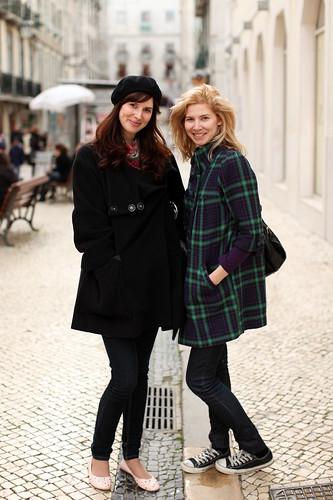 As irmãs luso-helénicas mais giras de Lisboa