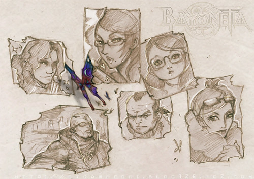 G.A.P #2 : Bayonetta