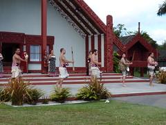 Te Puia village, Rotorua