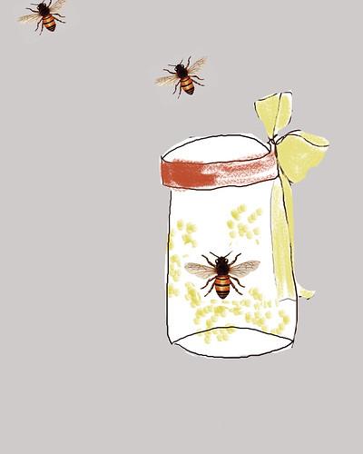 jar-of-bees