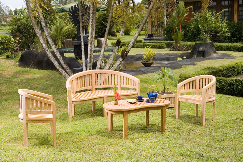 Furniture Sets from Teak Wood Patio Furniture | Bhouse