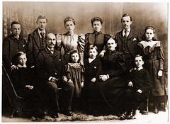 Scott Family 1898