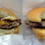 MOS BURGER tobikiri cheese (parallel 3D) thumbnail