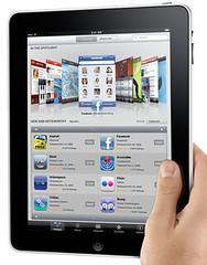 iPad applestore
