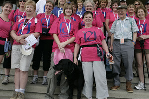 Charity Walk in England - Just Walk