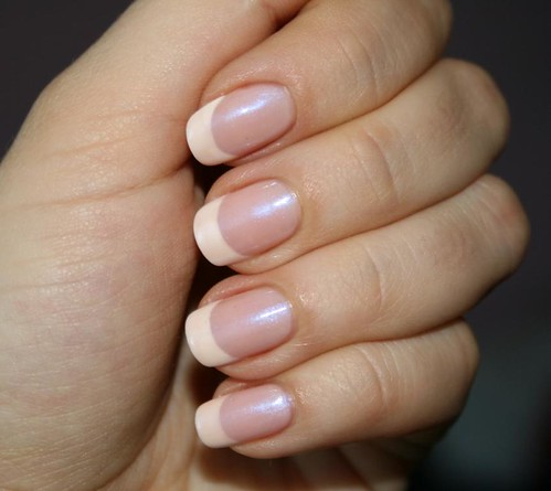 OPI A Peony Simple Nail Tips for your nail art design
