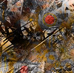 dendritical (artyfishal44) Tags: digital photoshop outsiderart hypothetical dendrites awardtree artyfishal44