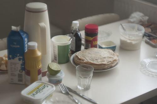 Pancake Step 4