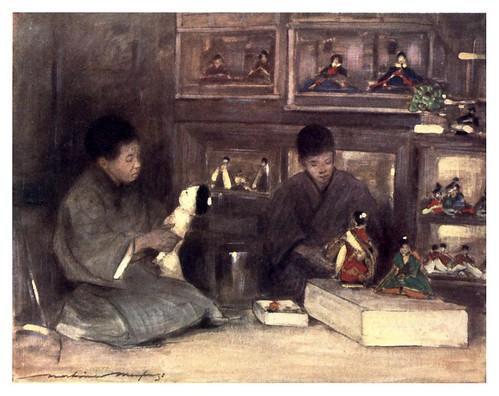 020-Una tienda de juguetes-Japan  a record in color-1904- Mortimer Menpes