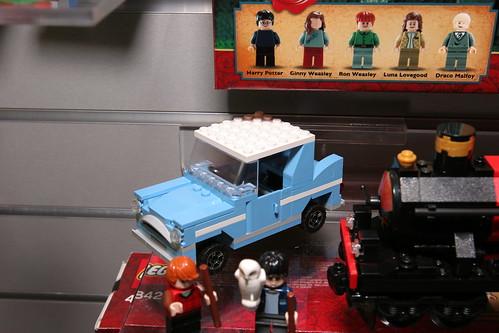 Лего гарри поттер купить в новосибирске