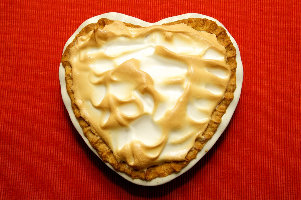Valentine's Day Lemon Meringue